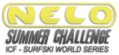 Nelo Summer challenge icf surfski world series